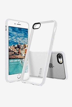 Tizum IntelliClear Hybrid Back Cover with Advanced Impact Protection for iphone 7 (Transparent)