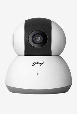 Godrej EVE PT WIFI Security Camera (White)