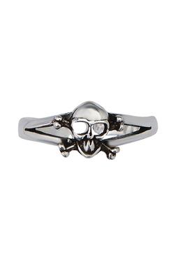97672fc80 Izaara 92.5 Sterling Silver Toe Ring - Set of 2