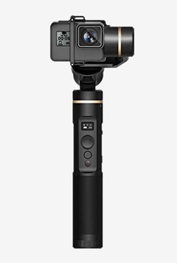 FeiyuTech G6 3-axis Handheld Gimbal Stabilizer For Action Camera (Black)