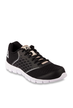 3aa7cfff972f Reebok Guide Stride Run Black Running Shoes
