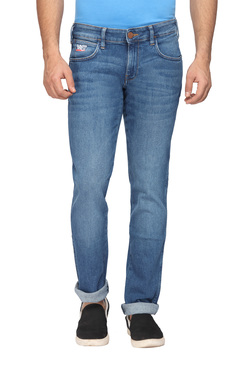 b4ab2fe8576b Buy Wrangler Jeans - Upto 70% Off Online - TATA CLiQ
