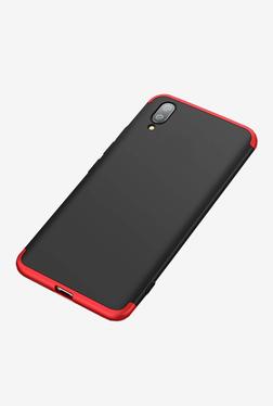 Brain Freezer 3 in 1 Double Dip Electroplated Phone Case for Vivo V11/V11 Pro