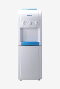 Voltas Minimagic Pure F-6210199 500W Water Dispenser (White/Blue)