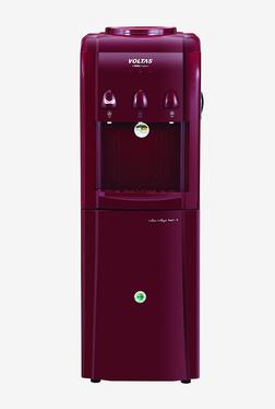 Voltas Minimagic Pearl RR-6210206 500W Water Dispenser (Maroon)