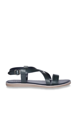 16080ad34 US Polo Assn. Downey Navy Cross Strap Sandals