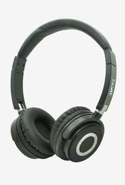 Boat 900 On The Ear Bluetooth Headphones with Mic (Charcoal Black)