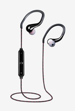 Zebronics BE360 Sports Bluetooth Earphones with Mic (Black)