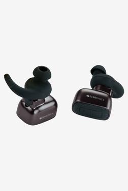 Zebronics Airduo Bluetooth Earphones (Metallic Black)