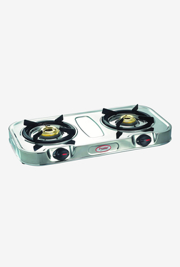 Prestige Royale Eco 40066 2 Burners Gas Stove (Silver)
