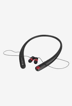 Zebronics Journey Bluetooth Earphones (Black/Red)