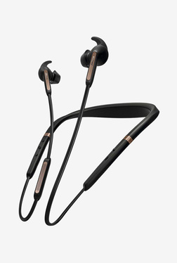Jabra Elite 65e Wireless Earphones with ANC (Copper Black)