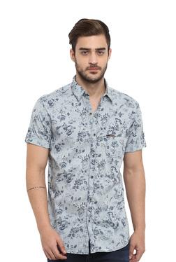 4f8b1e6064a Buy Mufti Shirts - Upto 70% Off Online - TATA CLiQ