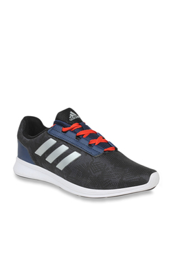 f080879df6a66 Adidas Adi Pacer Elite 2 Black Running Shoes