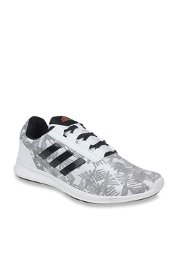 2f0ee788a Adidas Adi Pacer Elite 2 Grey   White Running Shoes