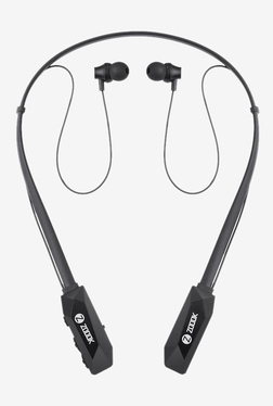 Zoook ZB-Jazz Claws Bluetooth Earphones with Mic (Black)
