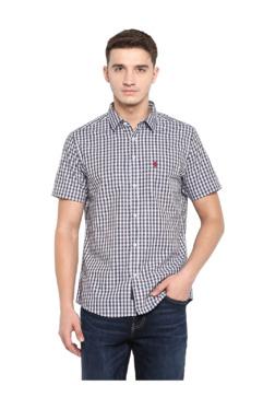 d2394a14189 Red Tape Blue Regular Fit Shirt