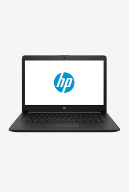 HP 14q-cs0009TU (i3 7th Gen/4GB/1TB/35.56cm(14)/DOS/INT) Black