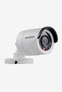 Hikvision Turbo HD DS-2CE1AC0T-IRPF Bullet Camera (White)