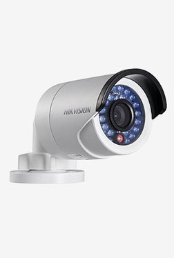 Hikvision HD DS-2CD2020F-I Bullet Camera (White)