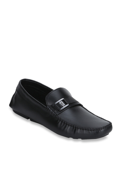 1afe0a07ebe Red Tape Black Casual Loafers