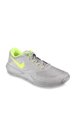 b1839652409e Nike Lunar Prime Grey Training Shoes