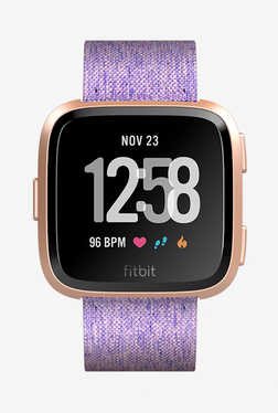 Fitbit Versa Fitness Tracker (Lavender)