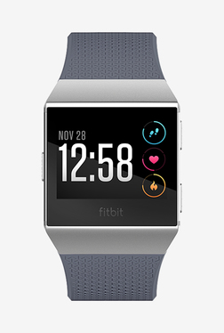 Fitbit Ionic Fitness Tracker (Blue and Grey)