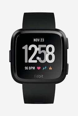 Fitbit Versa Fitness Tracker (Black)