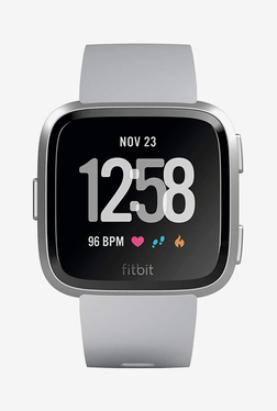 Fitbit Versa Fitness Tracker (Grey)