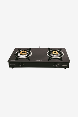 Pigeon Tango 2 Burner Gas Cooktop (Black)