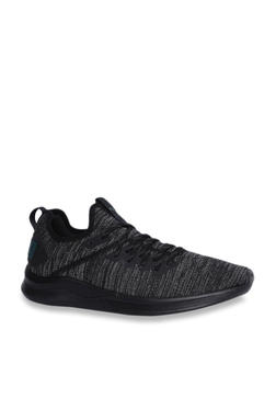 7c5c3d69696fb2 Puma Ignite Spikeless Sport Black Training Shoes for Men online in ...