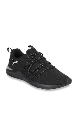 Puma Prowl Alt Metallic Black Training Shoes 72af27a95