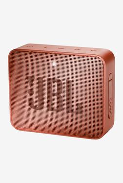 53780f7bf2c JBL GO 2 Portable Bluetooth Spaeker (Sunkissed Cinnamon)