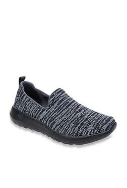 7bd26248a1f5 Skechers Grey   Black Casual Loafers