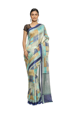 aa7b8e92e Soch Multicolored Printed Saree With Blouse