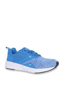 Puma Kids NRGY Comet Jr Indigo Bunting Running Shoes bd715a479