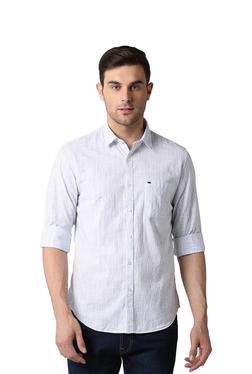 f959c2fd44cc Buy Peter England Shirts - Upto 70% Off Online - TATA CLiQ