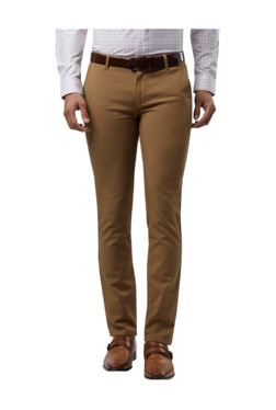 d49d3483d769e8 Formal Trousers For Men | Buy Pants For Men Online In India At Tata CLiQ