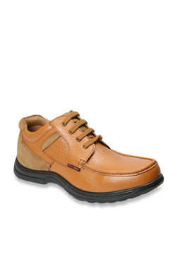 1e539aef2815 Red Chief Camel Derby Shoes