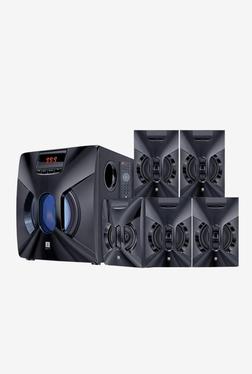 iball Boom Box BT 5.1 Channel 80 W Home Theatre System (Black)