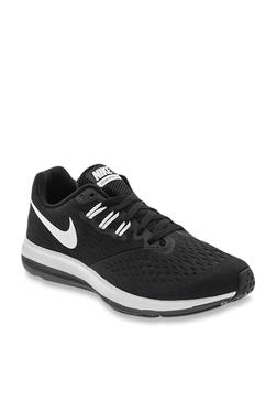 reputable site b8ae0 7a830 Nike Zoom Winflo 4 Black Running Shoes