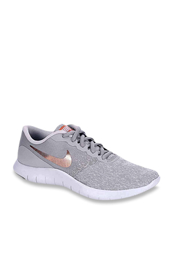 huge discount c8dc4 282d2 Nike Flex Contact Wolf Grey Running Shoes