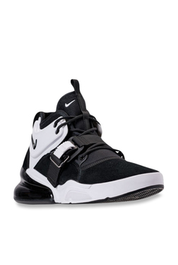 8d3bbe6ef3bf8b Nike Air Force 270 Black Training Shoes