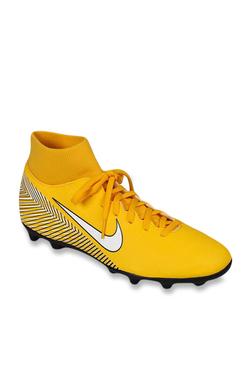 timeless design 858ac fbfcf Nike Superfly 6 Club NJR FG MG Yellow Football Shoes