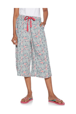 32fd552dd4 Wunderlove by Westside Light Green Jade Nightwear Culottes