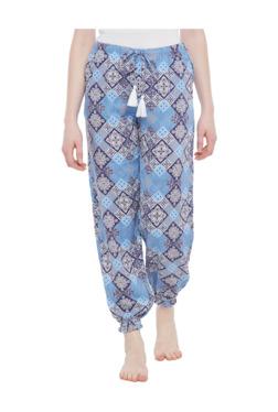 Dreamz by Pantaloons Navy Printed Pyjamas c958982a4