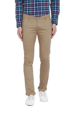 38866790457 Buy Duke Trousers & Chinos - Upto 70% Off Online - TATA CLiQ