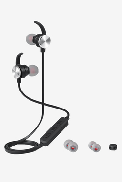 Zoook ZB-ROCKER TRUMPET Bluetooth Earphones with Mic (Black)