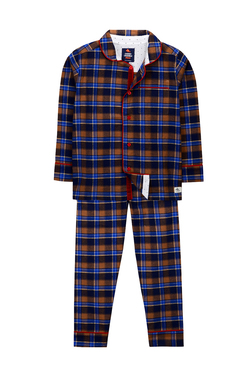 aa9e85d99239 Cherry Crumble California Kids Multicolor Checks Shirt With Pants